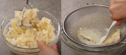 cách làm bánh khoai tây kiểu pháp