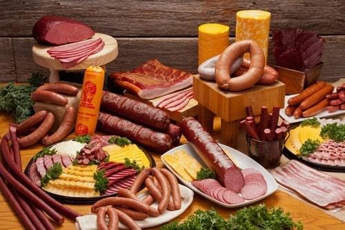 hạn chế thức ăn nhanh để cải thiện tình trạng thiếu máu