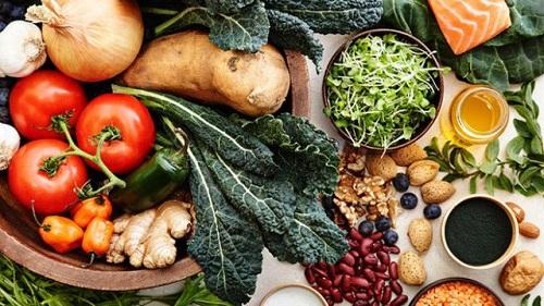 thực đơn tăng cơ giảm mỡ cho nữ cần bổ sung nhiều rau xanh