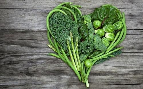Mẹo để tăng lượng tiêu thụ các loại rau lá xanh đậm thương xuyên
