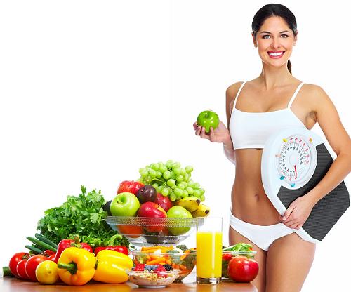 thực đơn tăng cơ giảm mỡ cho nữ