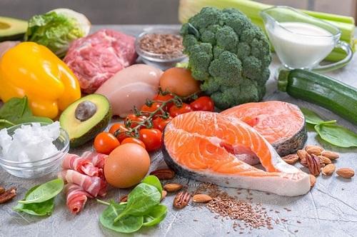 bổ sung nhiều protein trong thực đơn tăng cơ giảm mỡ cho nữ
