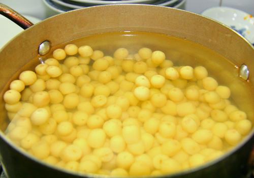 cách nấu chè hạt sen