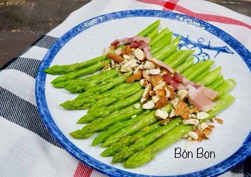 salad mang tay hanh nhan